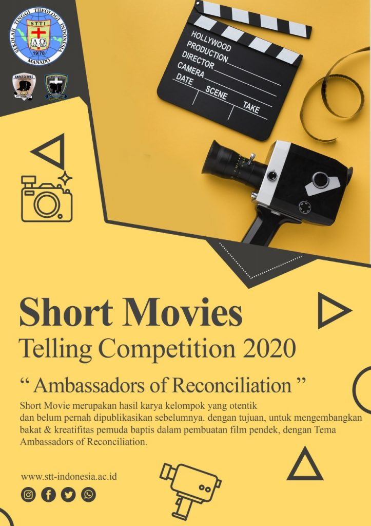 Short Movies Telling Competition 2020